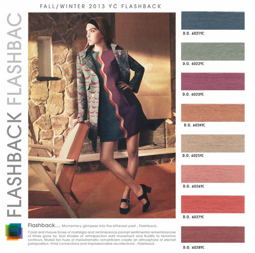 Fall Fashion Colors 2014