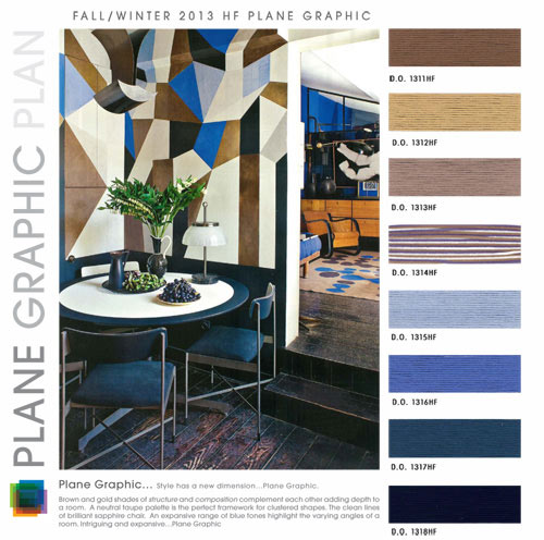 Fall Winter 2013 2014 Color Trends Interiors Blue Bergitt
