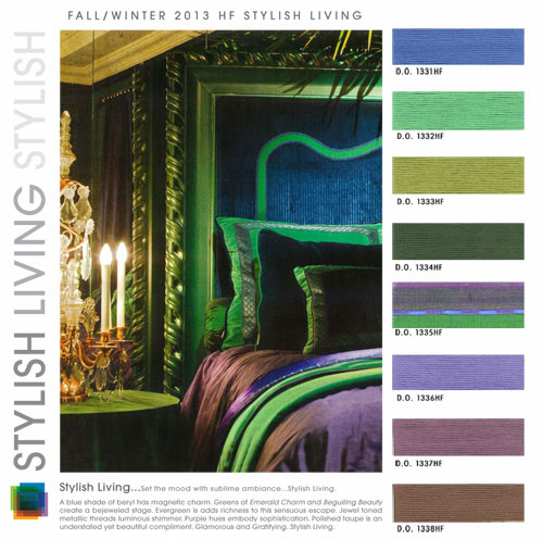 Interior Color Trends 2014
