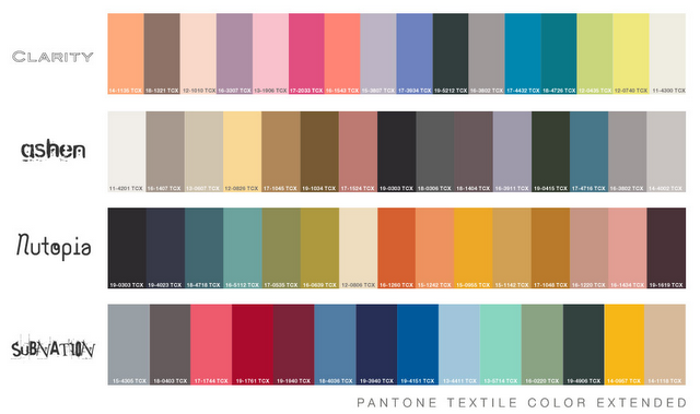 Color Trends Enchanting Hot Hues Spring Summer 2013 Color Trends For Fashion And Decorating Design