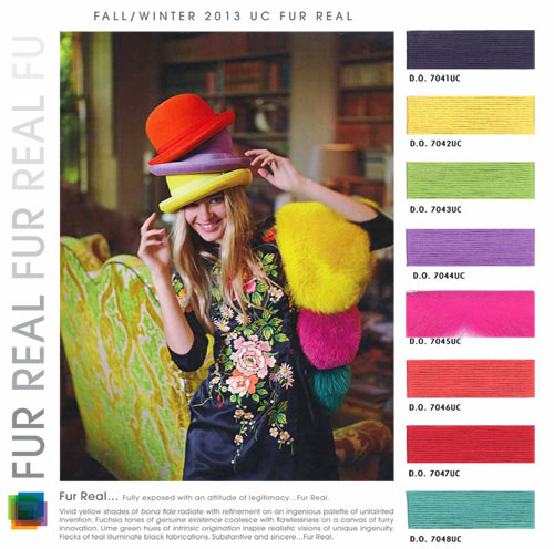Fall Winter 2013-2014 Fashion Trends – Color Trends in Women's
