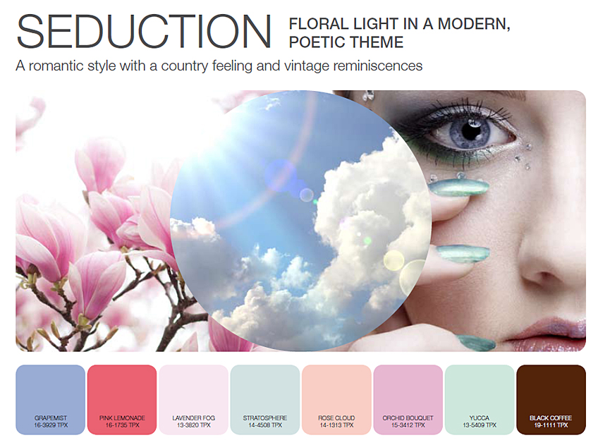 Spring Wedding Color Trends 2015