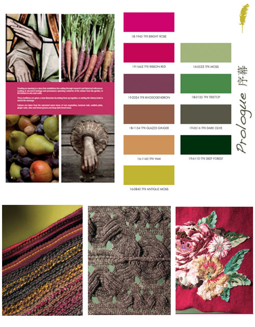 Fall Fashion Color Trends Winter 2014