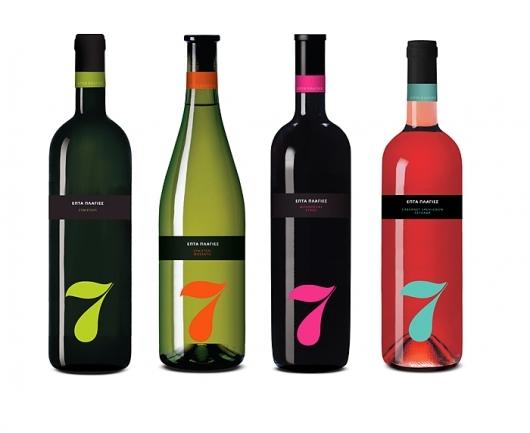7 Plagies Wine
