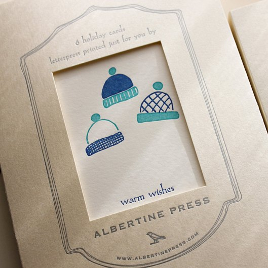 Albertine Press - Hats, $15/6