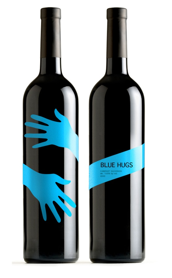 Blue Hugs Wine