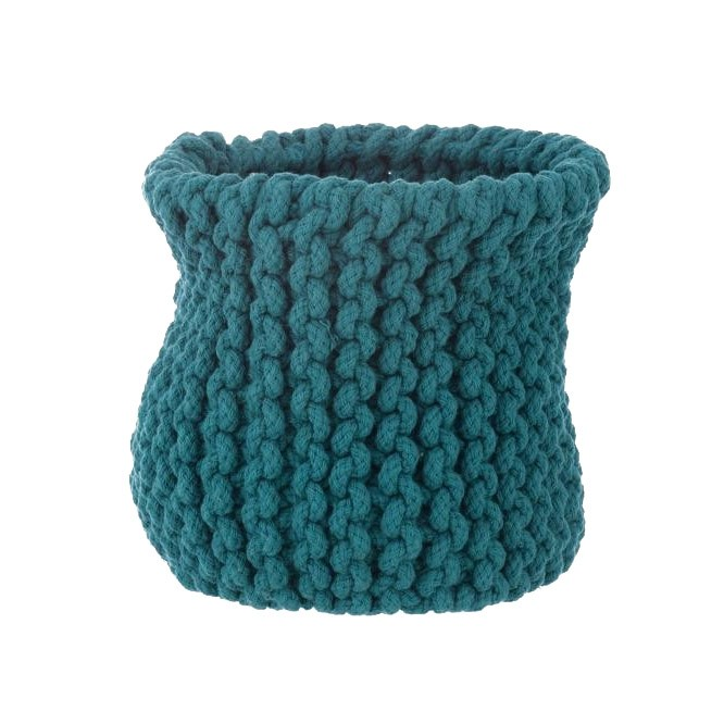 Ferm Living Knitted Basket, $82