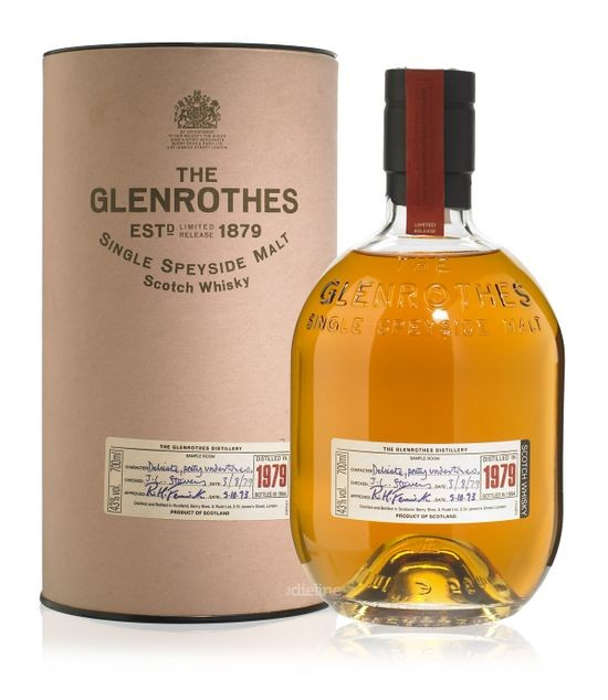 Glenrothes Scotch Whisky