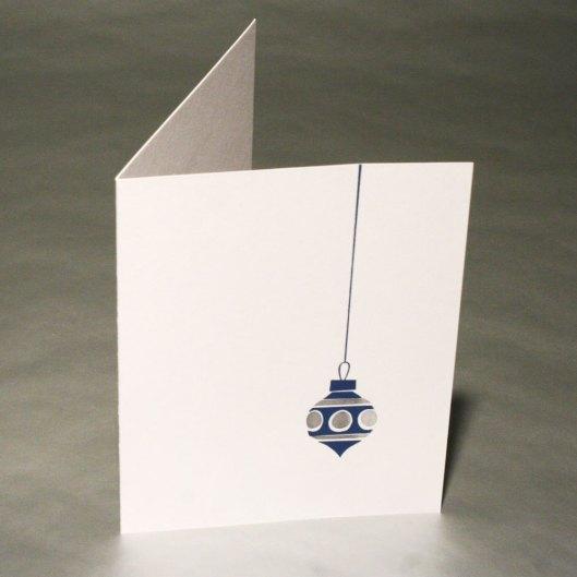 Green Bird Press - Ornament, $16/4