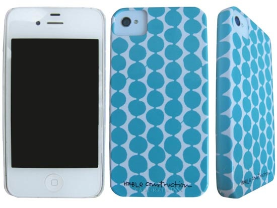 Hable Construction Beads iPhone Cover, $47