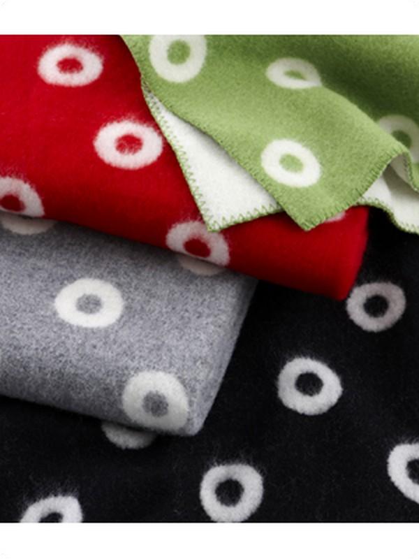 Klippan - Ringar Wool Blanket, $240