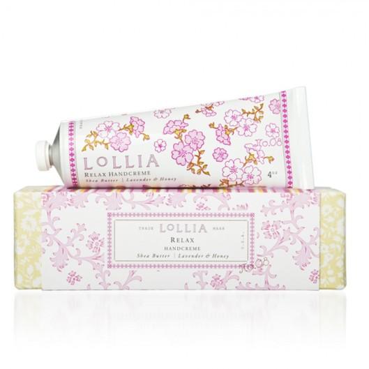 Lollia - Mini Hand Cream, $8