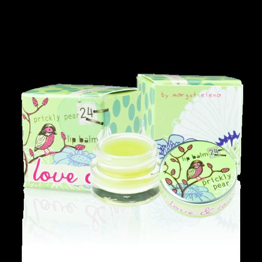Love & Toast - Prickly Pear Lip Balm, $9