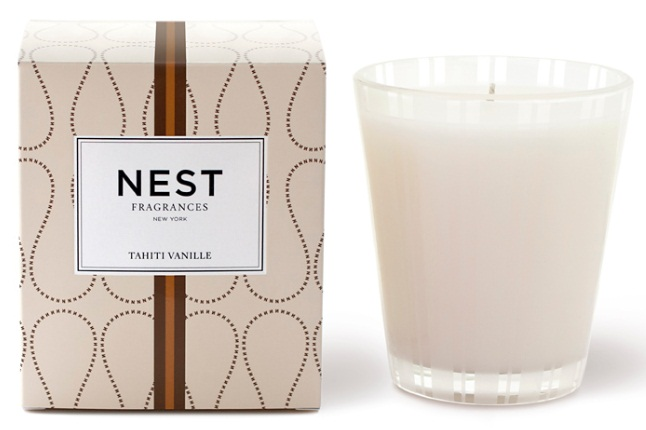 Nest Tahiti Vanille Scented Candle, $34