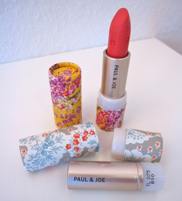 Paul & Joe Lipstick ($17) and case ($5)