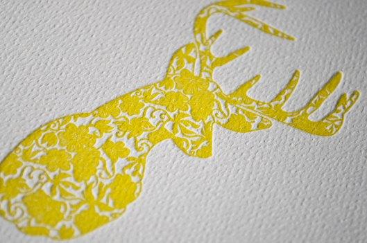 Pike Street Press - Deer, $24/10