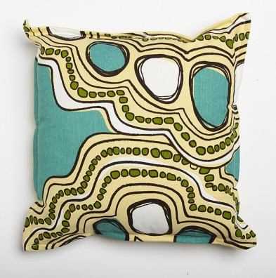 Sarah Mandernacht Pillow