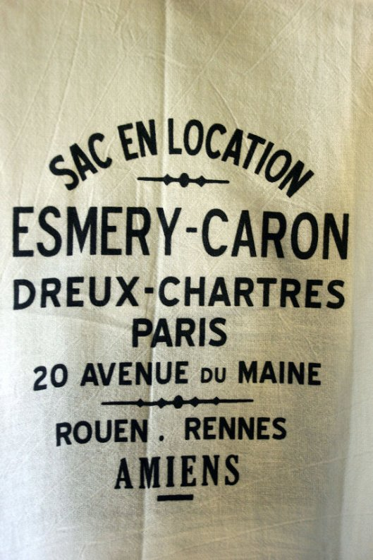 L'Atelier no.95 - Screenprinted French Tea Towel, $9