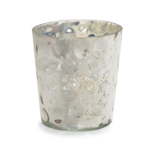 West Elm - Mercury Glass Votive Holders, $5