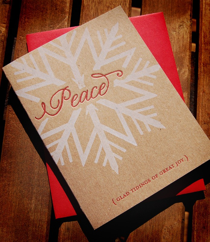 Wild Ink Press - Peace, $55/30
