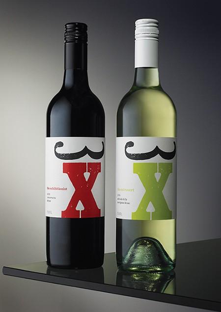X Wine Labels