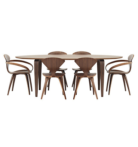 Cherner Oval Table, $2799