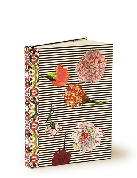 Christian Lacroix Feria Notebook, $12