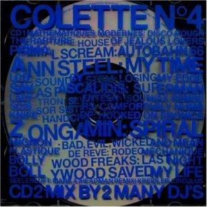 Colette no 4 CD