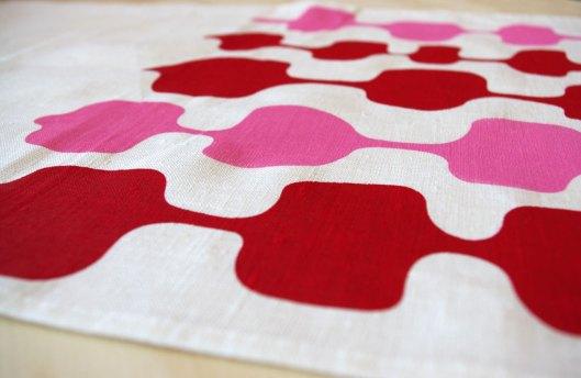 Spin Spin, Melbourne - Linen 'Enka' Tea Towel, $22AUD