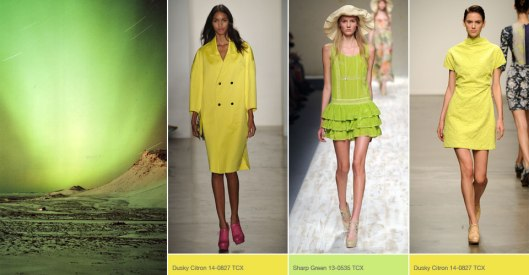 TheUltraBright_SS2013_Acid Yellows