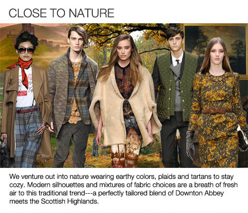 fw14 Trend_1_ Close to Nature
