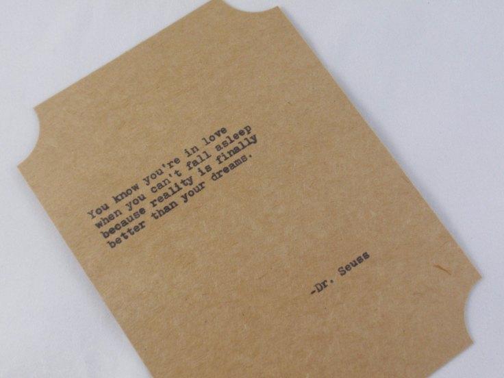 Poetic Madness - Dr. Seuss, $5.50