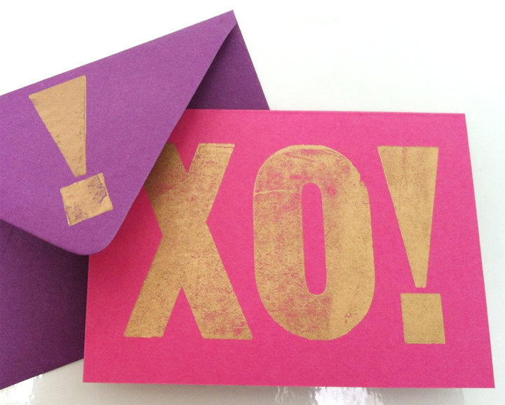 Kik Design - XO, $4