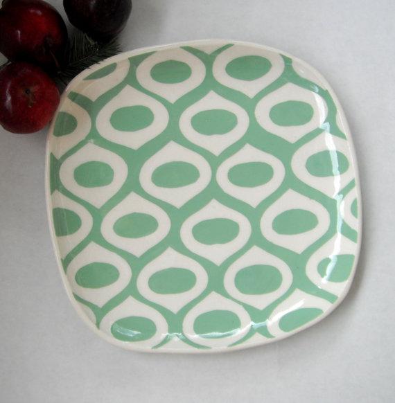 Ceramica Botanica - Platter, $40