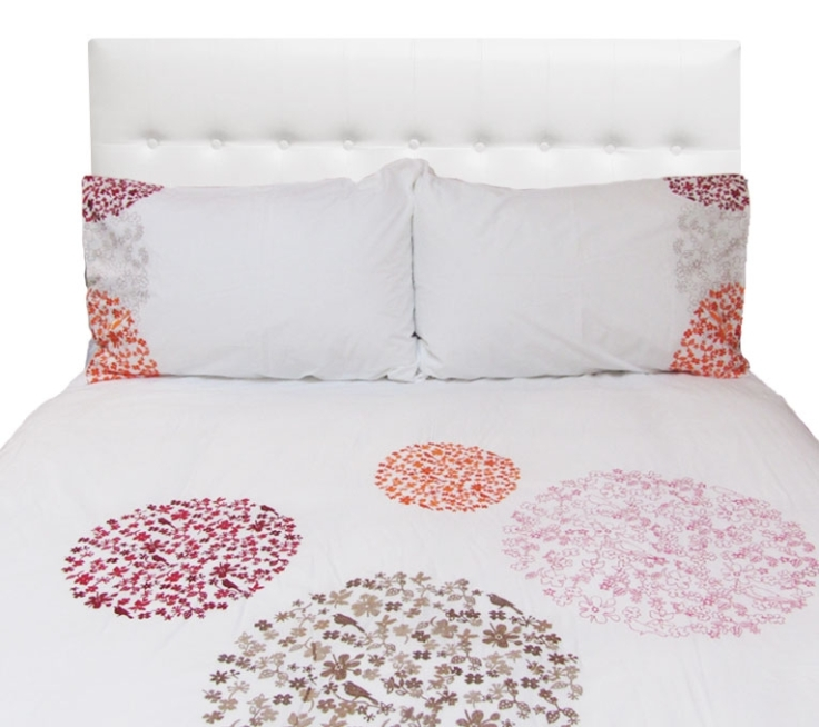 Circle Bedding Queen Duvet Set, $228 CAN