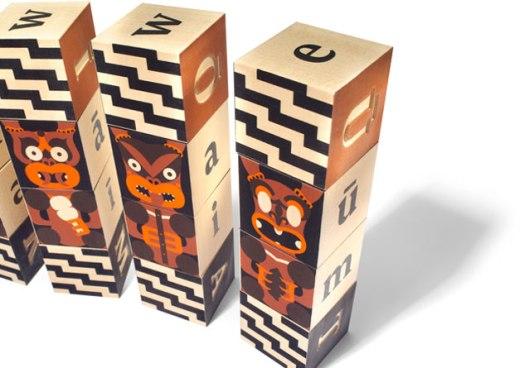 Māori Block set, $43