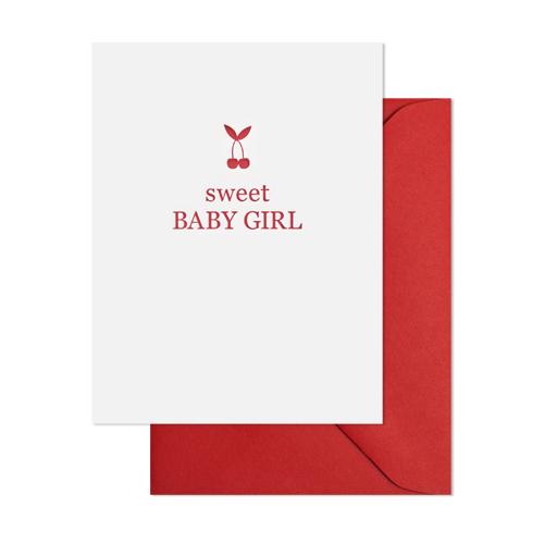 Baby Girl, $5.50