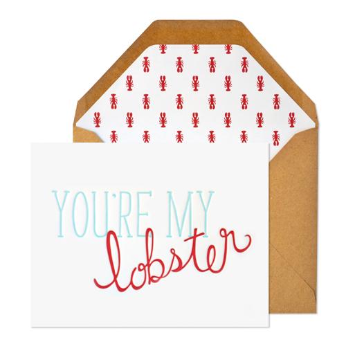 Lobster, $6