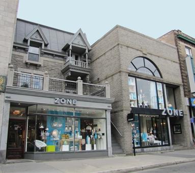 Zone Maison Storefront