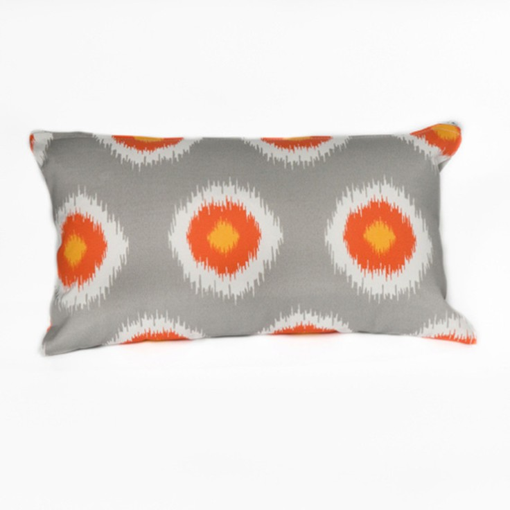 "Heaslip Designs - 20""x12"" Domino Outdoor Pillow, $39 (sale)"