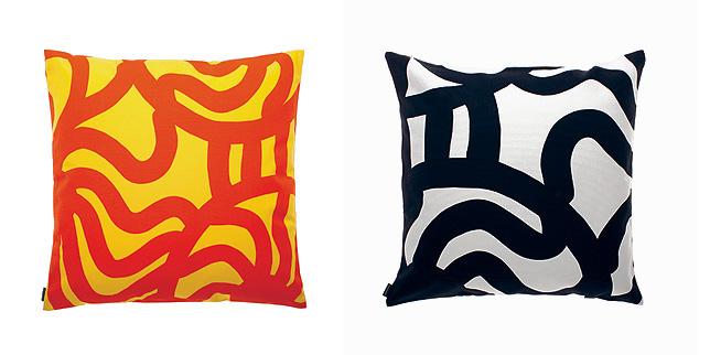 """Marimekko Concept Store - Joonas 20"""" Outdoor Pillow, $63"""