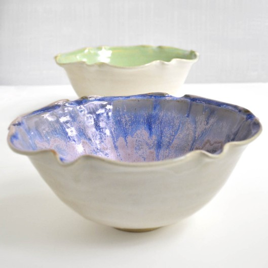 Minimalist 4-cup Flower Bowl, $29