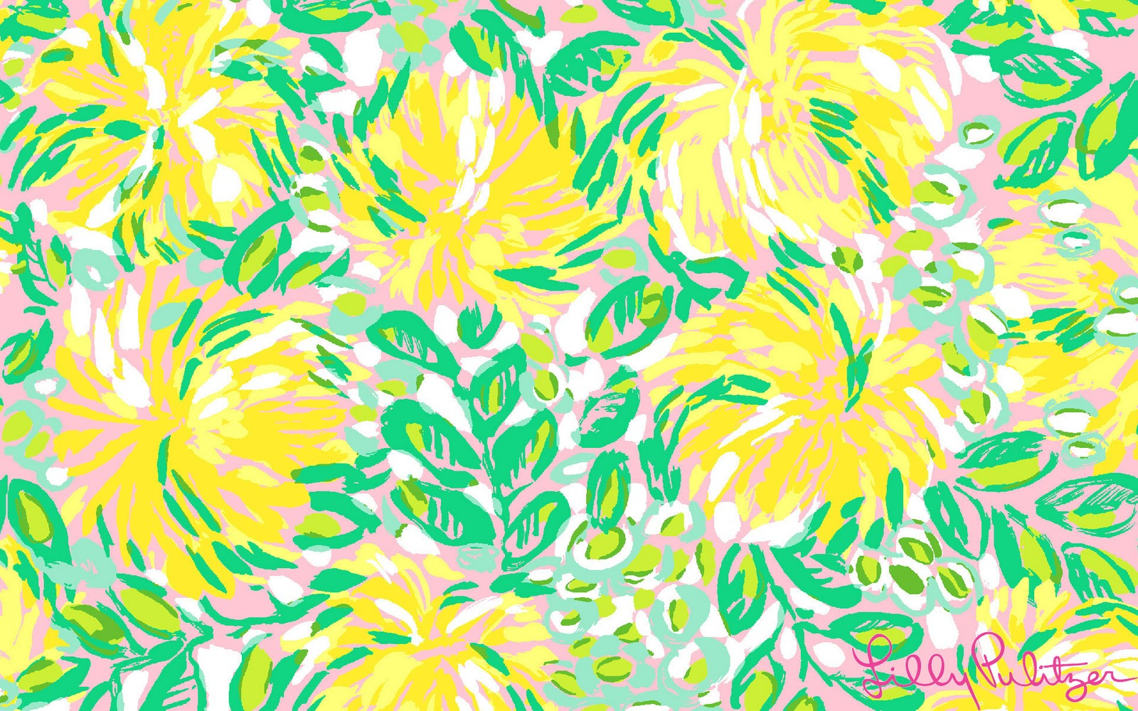 gallery for lilly pulitzer patterns green