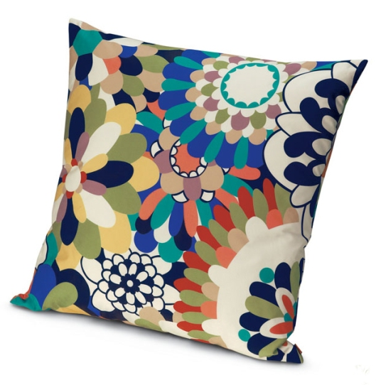 Missoni Home - Vevey  60cm Outdoor Cushion, £216.00