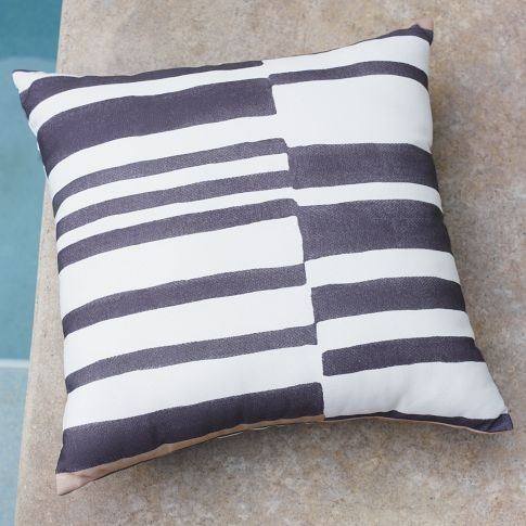 "West Elm - Piano 20"" Outdoor Pillow, $31 (sale)"