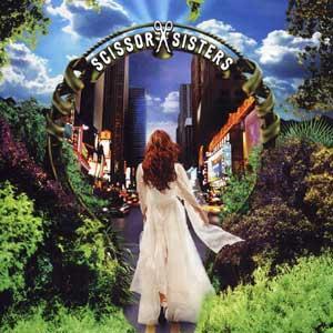Scissor Sisters Album Art