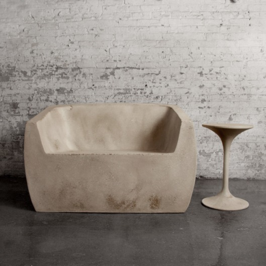 ZA Design Loveseat