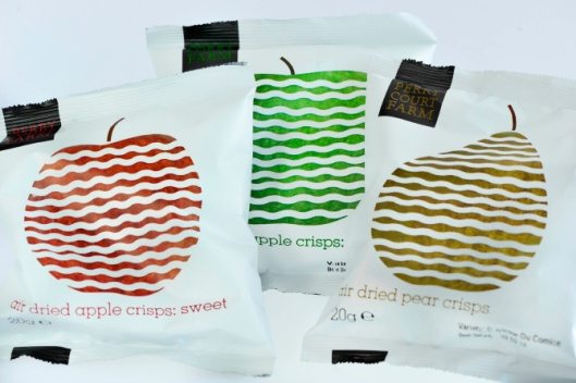 Air Dried Fruit Crisps