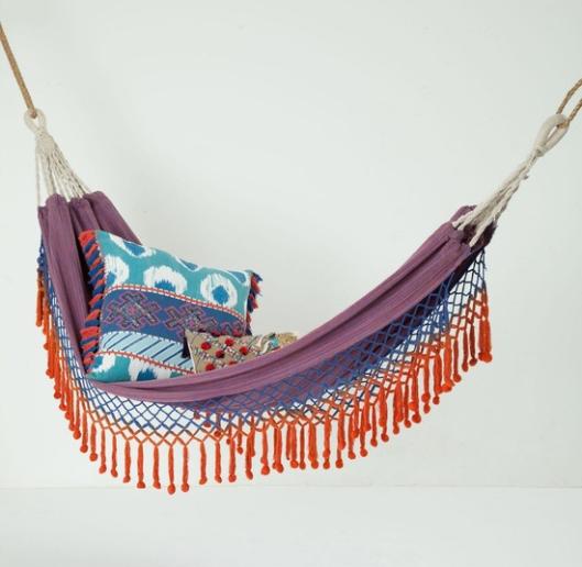 Anthropologie - Handwoven Saya Hammock, $98