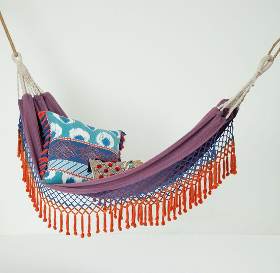 Anthropologie - Handwoven Saya Hammock, $98
